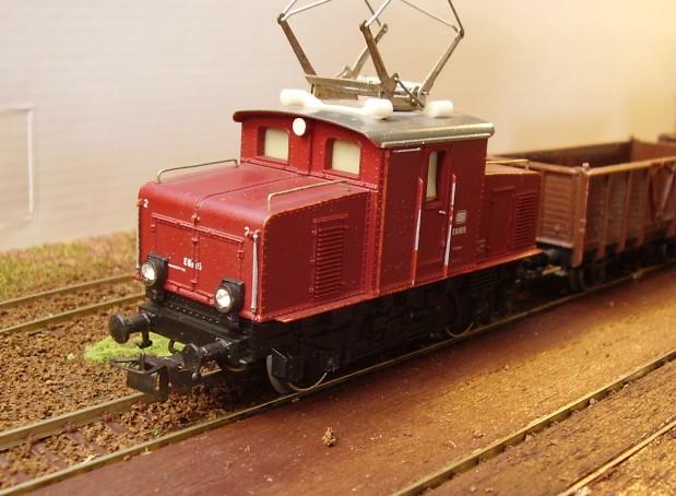 Modelová železnice HO, Oe